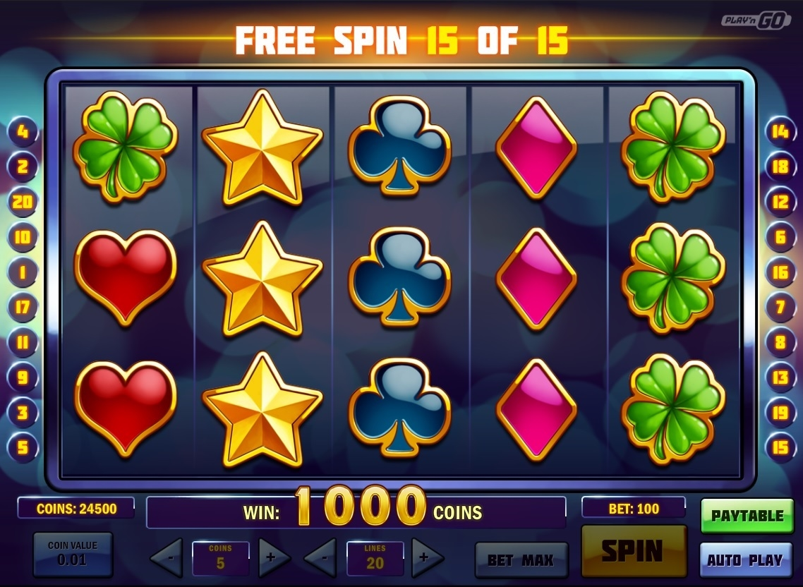 55 Free Spins no deposit casino at Mansion Casino