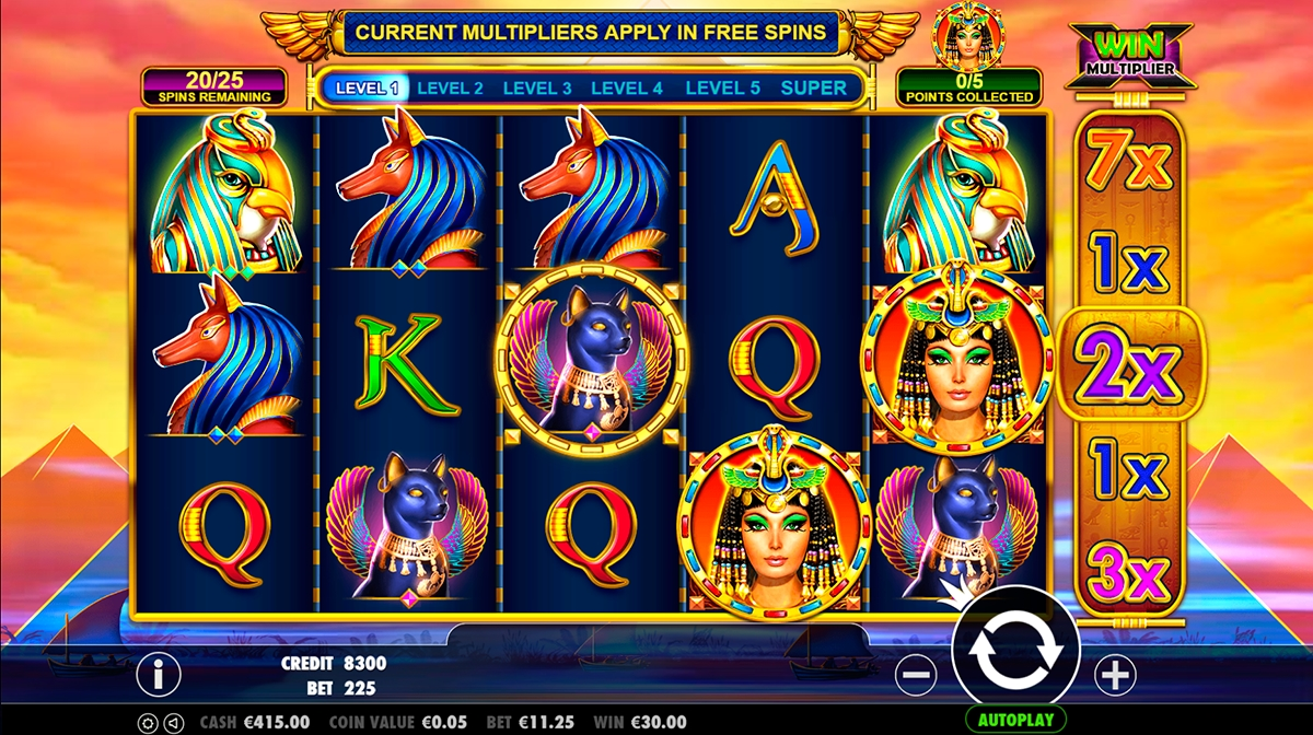 165 Free Spins at Luxury Casino