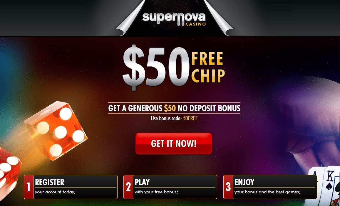 €190 free casino chip at Desert Nights