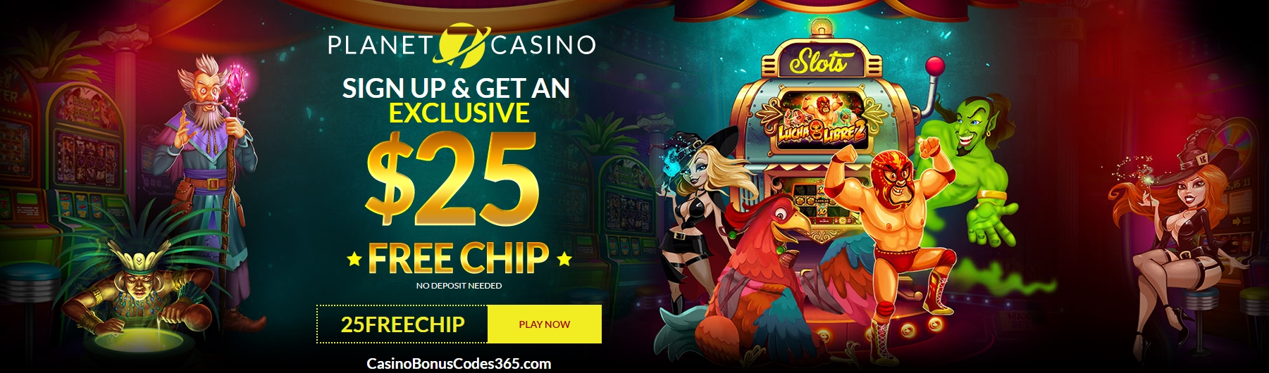 € 345 GRATIS Casino Chip på Sloto'Cash
