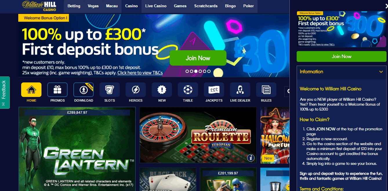 50 Free Spins Casino no 888 Casino