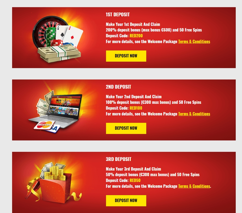 EURO 450 Free Casino Chip at Slots Heaven
