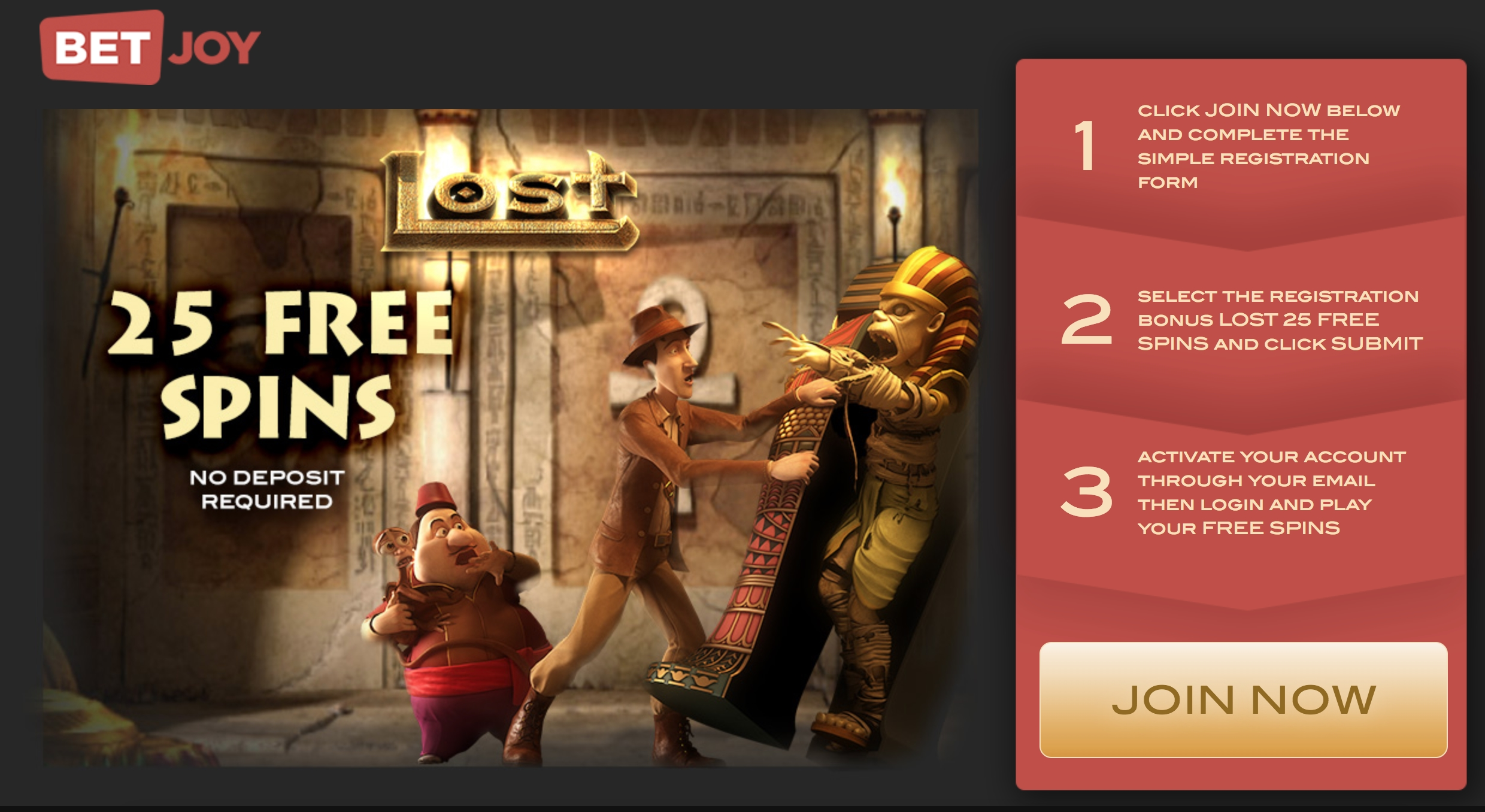 215 Free Spins Casino at Red Stag