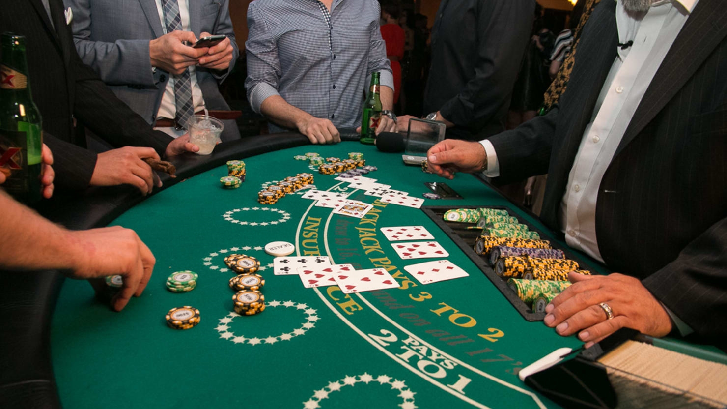 €400 Free Casino Tournament at Red Stag