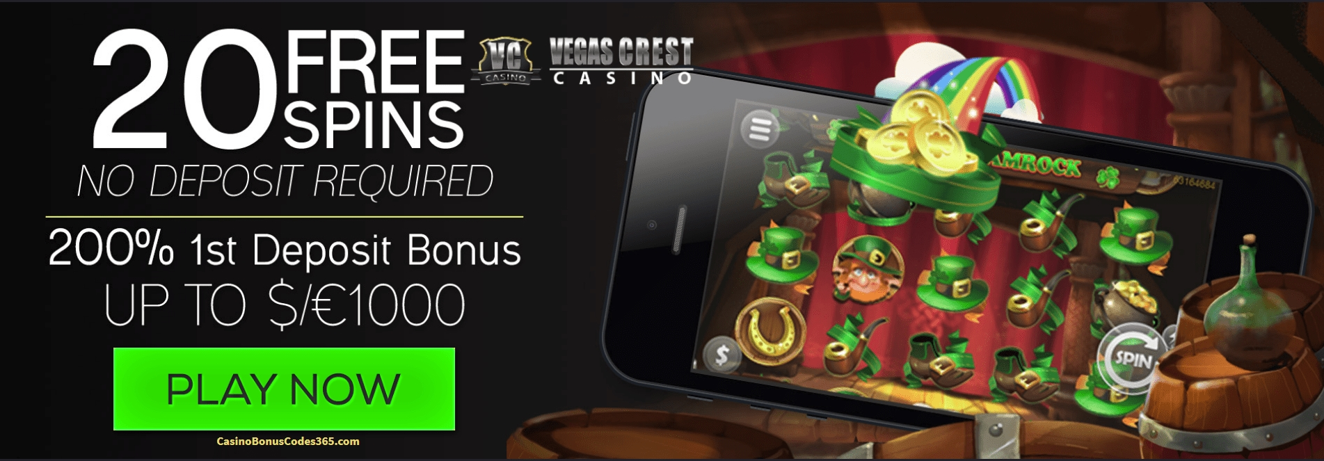 €420 free casino chip at Slots Heaven