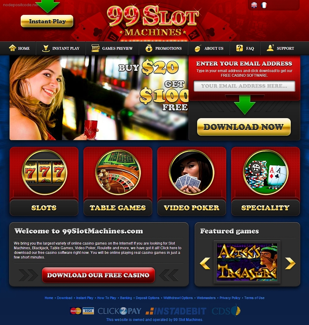EUR 105 FREE CASINO CHIP at Gamebookers