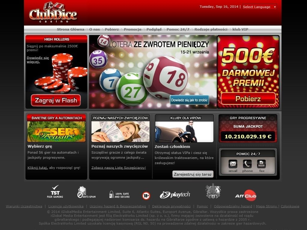 Eur 730 Daily freeroll slot tournament at Slots Capital
