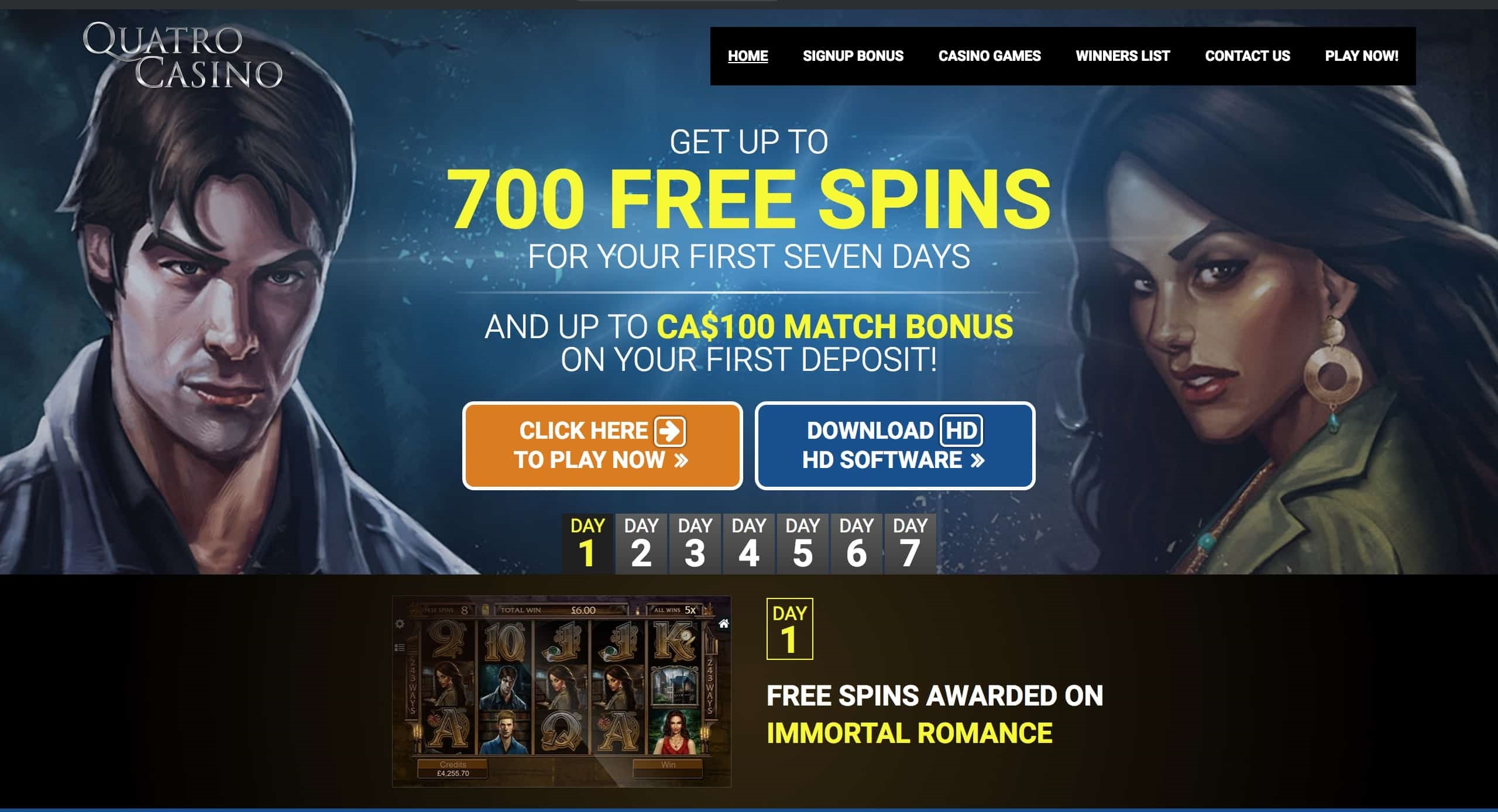 435% Casino Welcome Bonus at bWin
