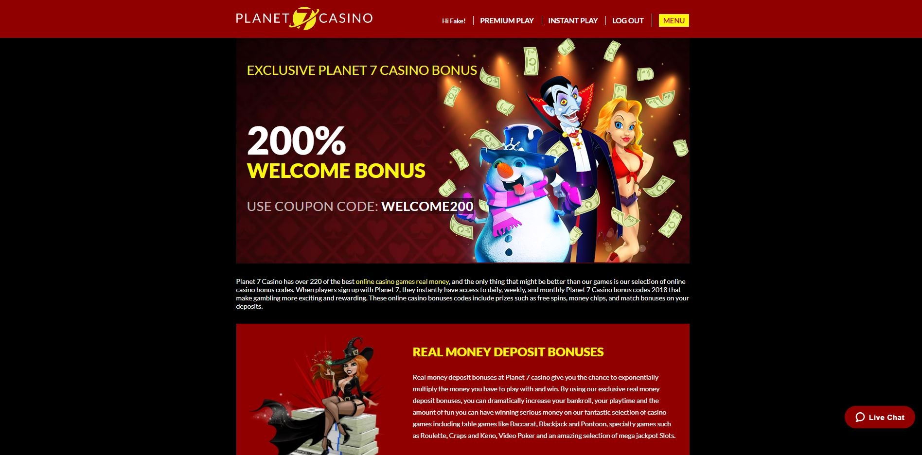 88 Gratis Spinne keng Kautioun vun Casino am Fair Go