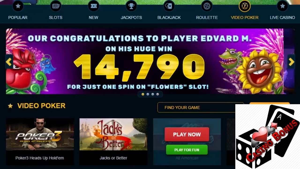 50% Signup Casino Bonus at bWin