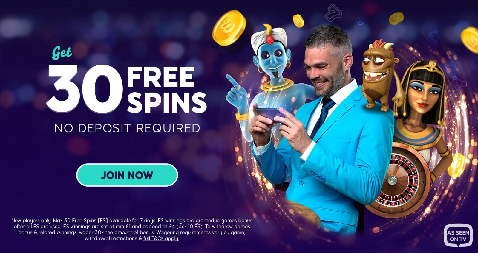 Slots Heaven的£445免费筹码赌场