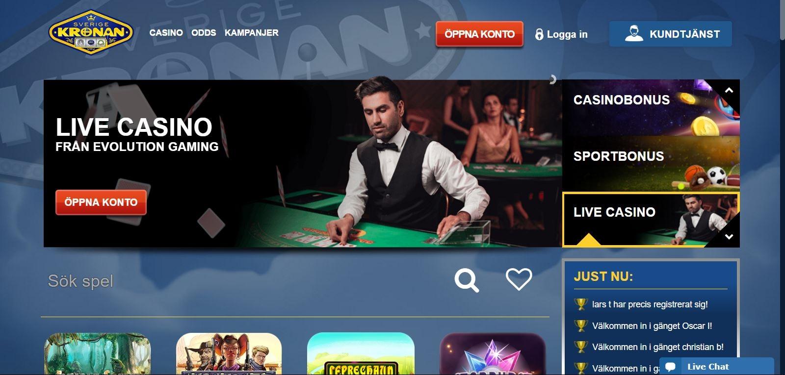 $720 No deposit bonus at Party Casino