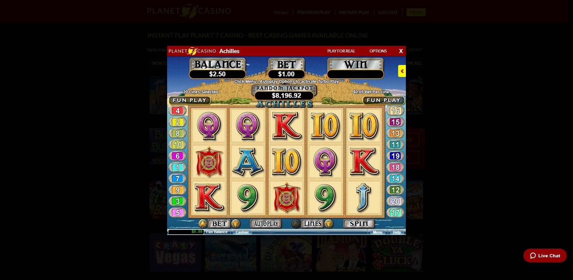 600% Sloto'Cash-da ən yaxşı qeydiyyatdan bonus casino