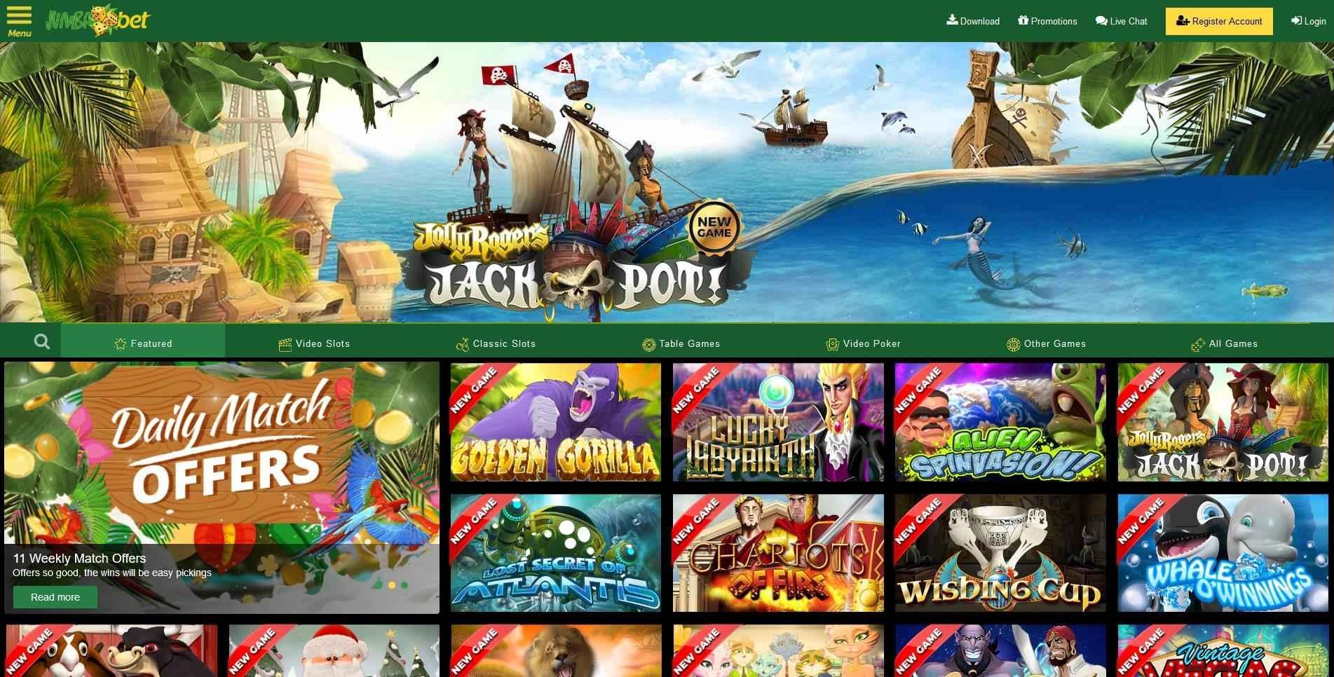 £ Chèque 685 Casino sur Party Casino