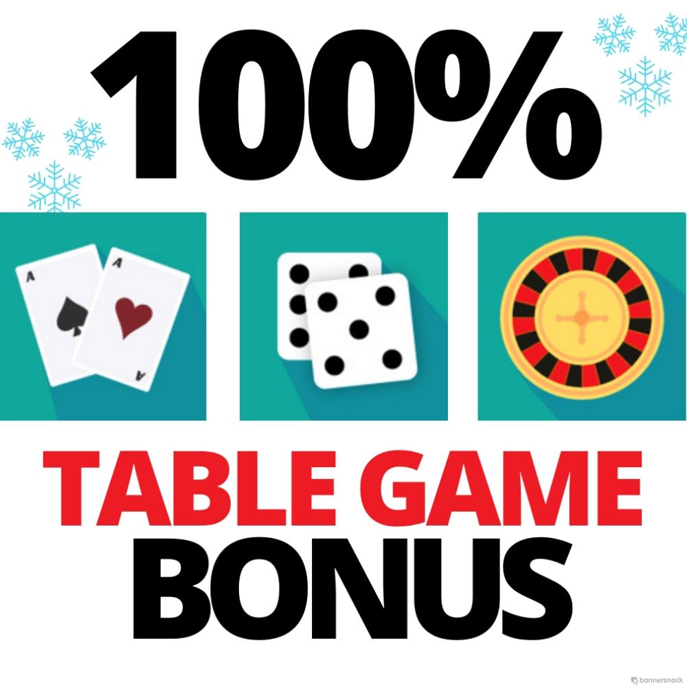 495% Match Bonus Casino sur Gamebookers