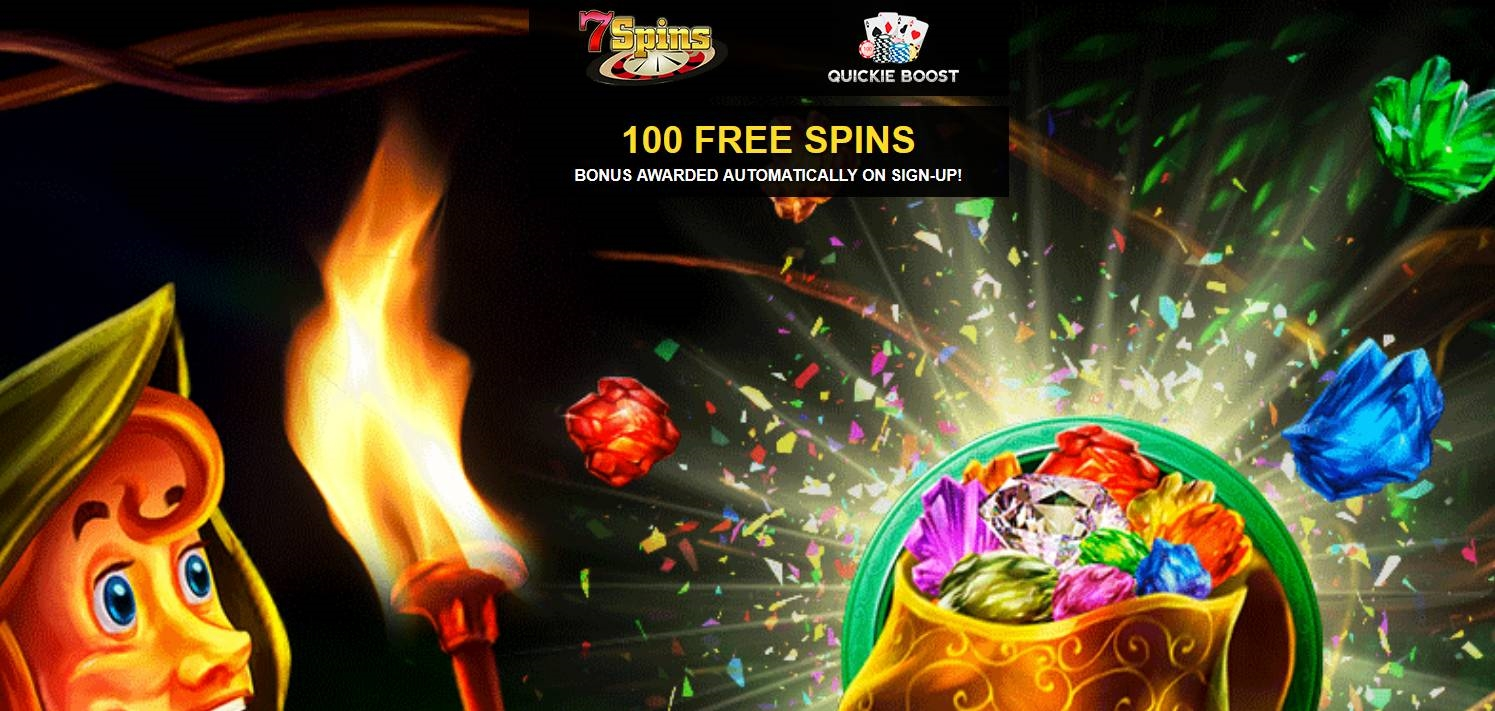 195 free spins no deposit casino at 777 Casino