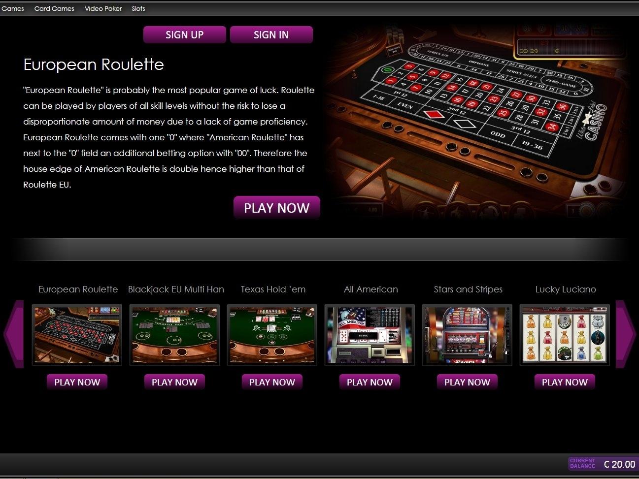 Վիլյամ Հիլում $ 790 Daily freeroll slot մրցաշար