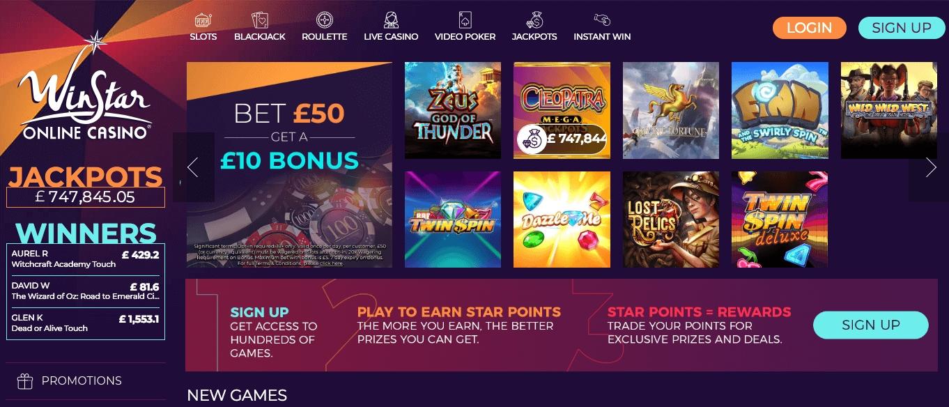 222 Free在Casino On Net上没有存款