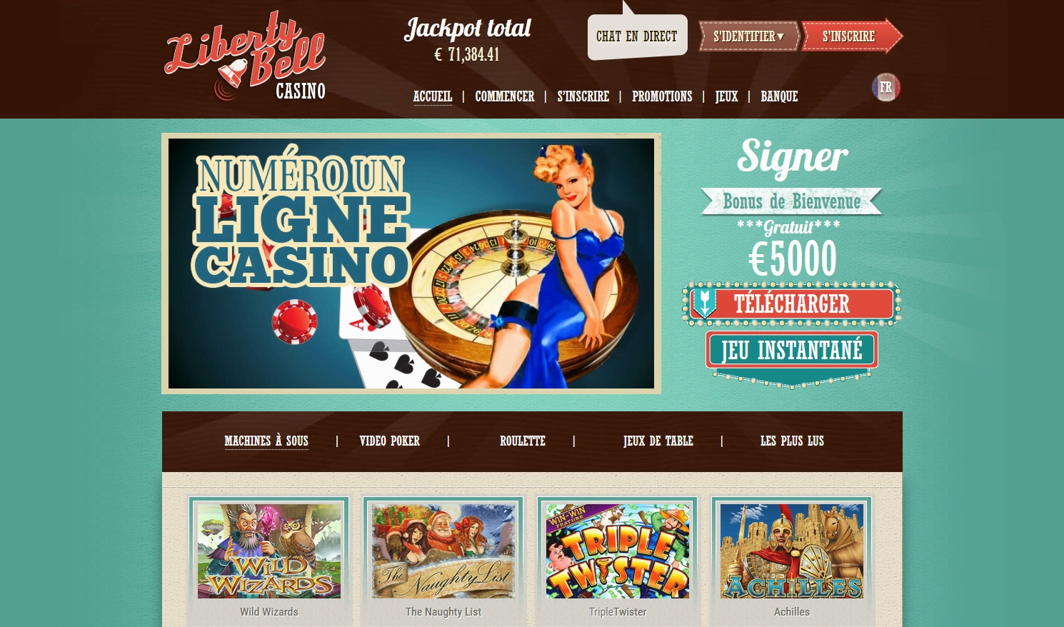 EURO 4565 no deposit casino bonus at Spinrider