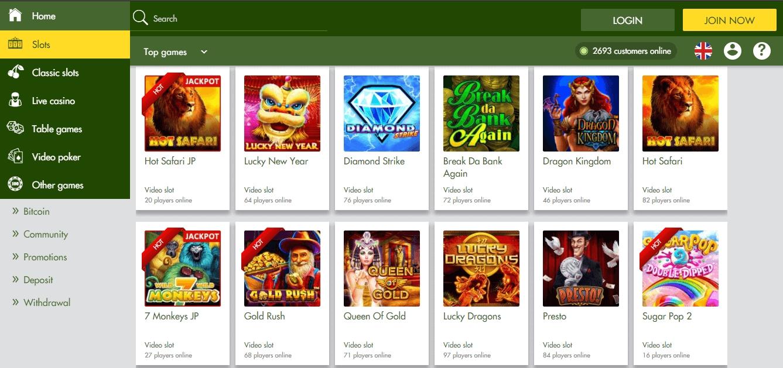 € 777 טורניר קזינו מקוון ב Casino.com