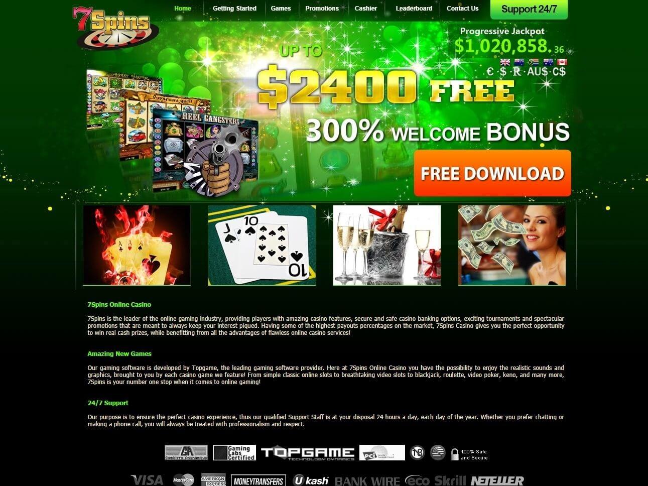 420% Sloto'Cash-da bir Casino-da oynayın