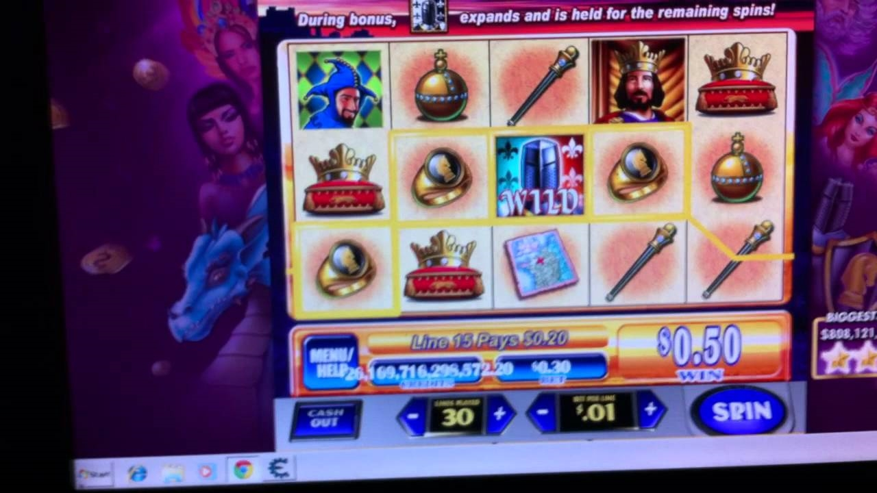 20 FREE Spins sur Party Casino