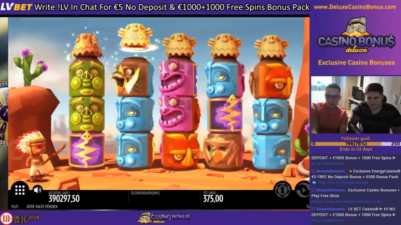 €3355 no deposit bonus at Sloto'Cash