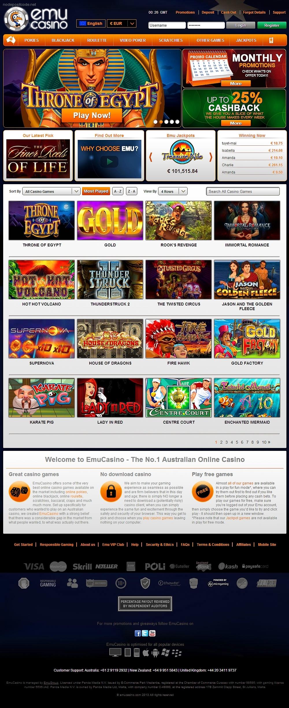 € Tournoi de casino en ligne 22 à Leo Vegas