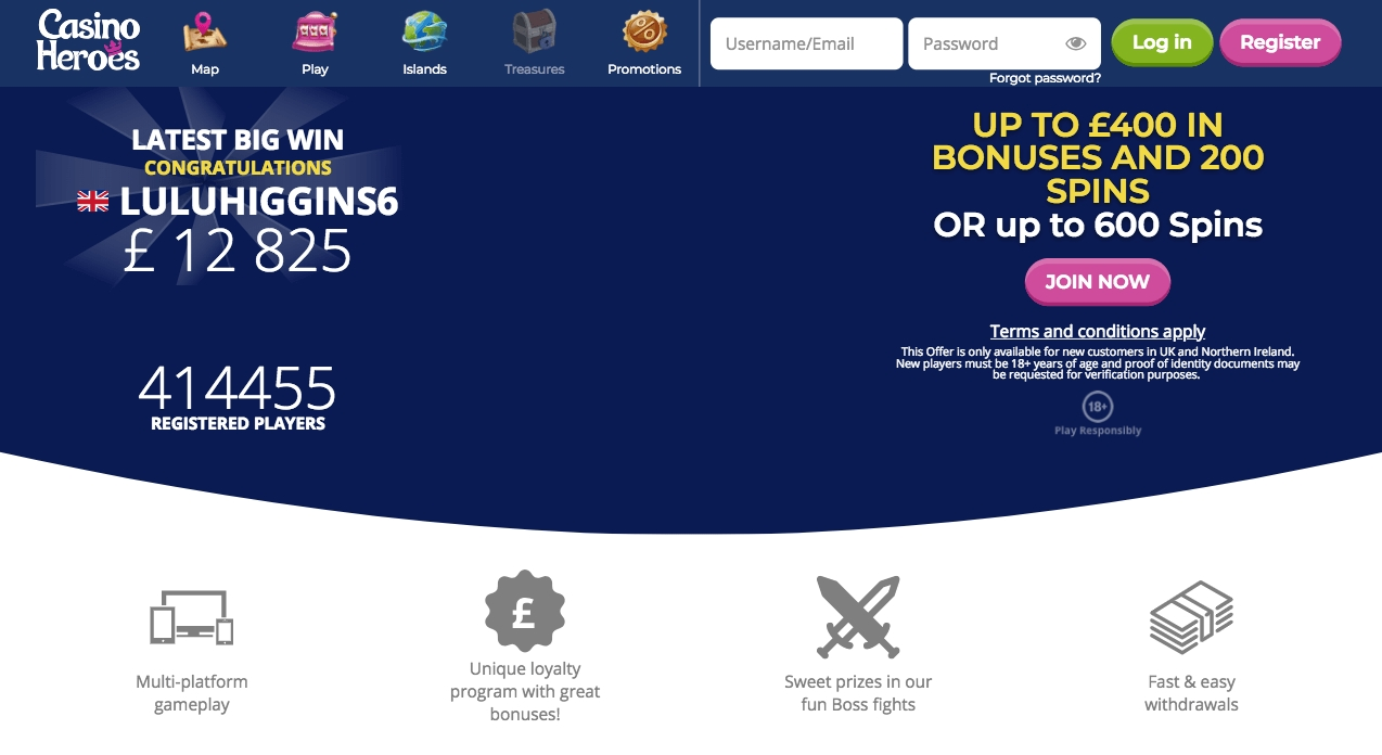 222 Free Spins no deposit at Gamebookers