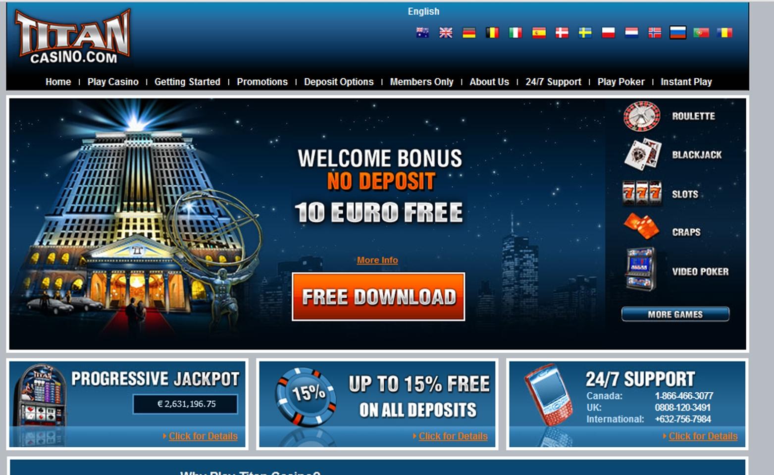EURO 355 անվճար Chip- ը `Sloto'Cash- ում