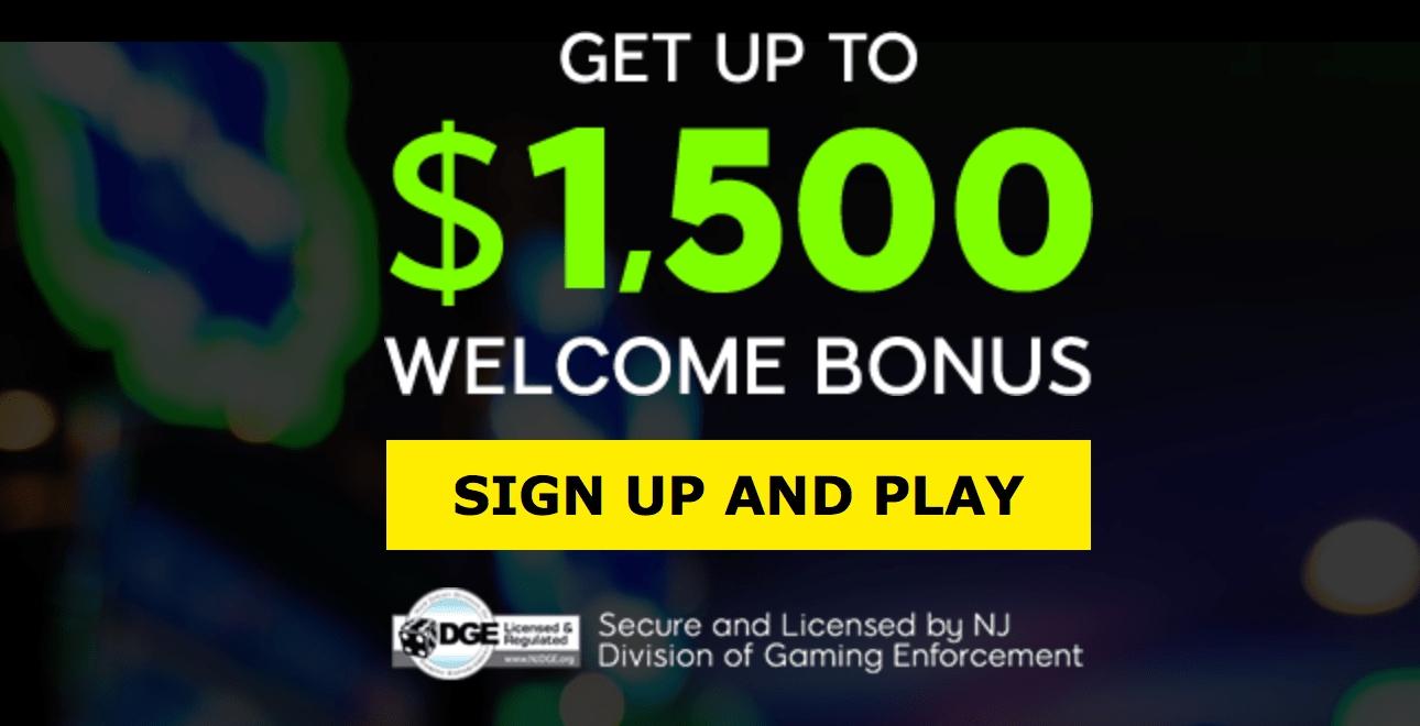 $3440 No deposit casino bonus at Party Casino