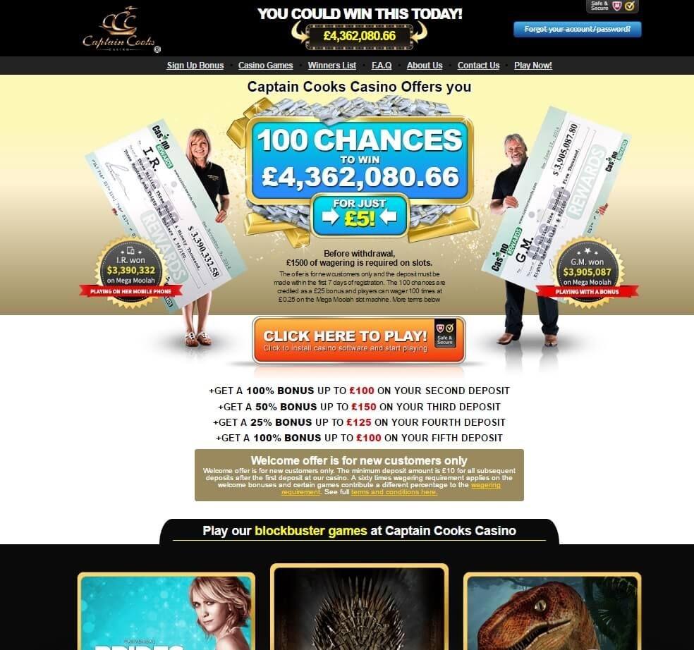 £ 4065 Bonus de casino sans dépôt sur Sloto'Cash