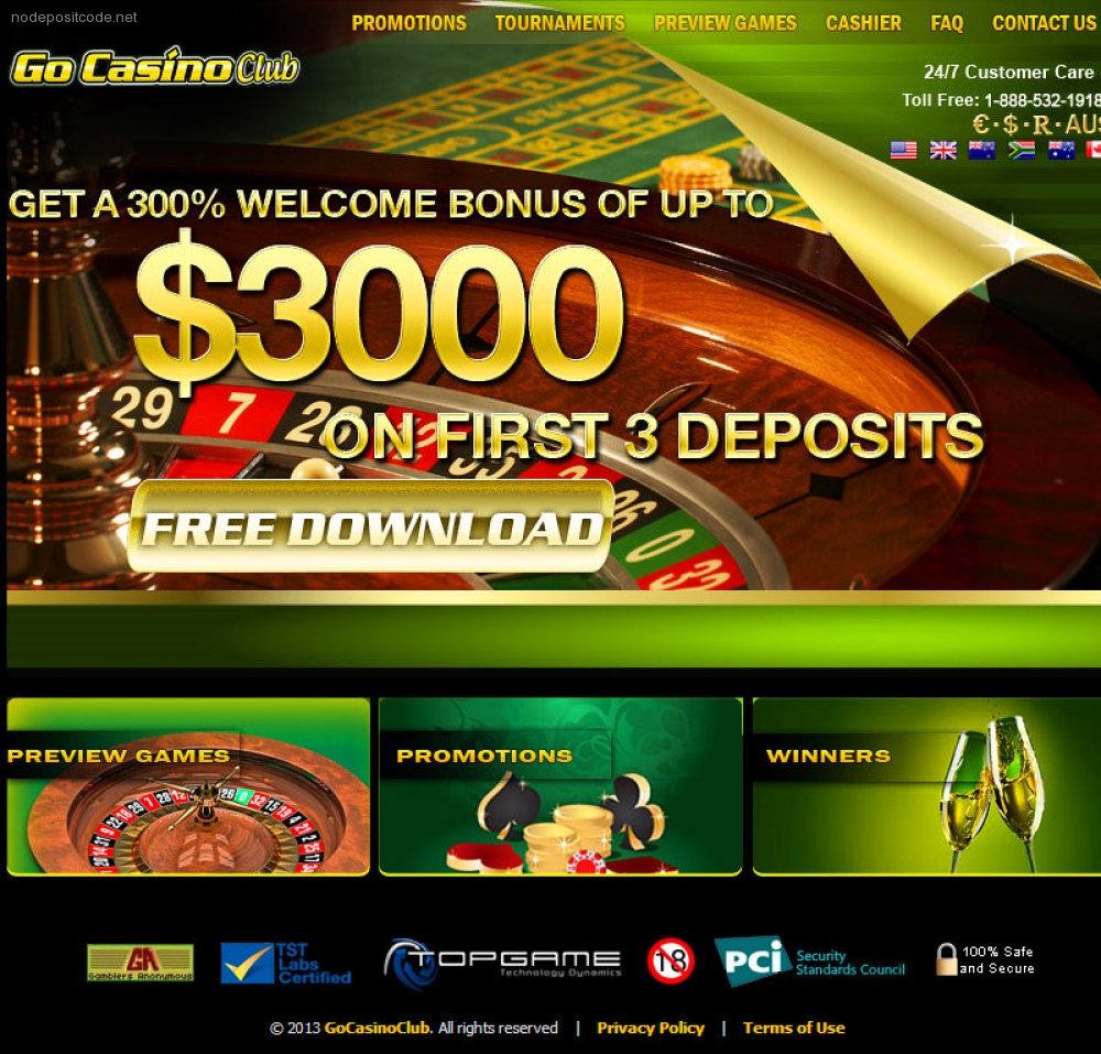 EUR 4415在网上赌场没有存款赌场奖金