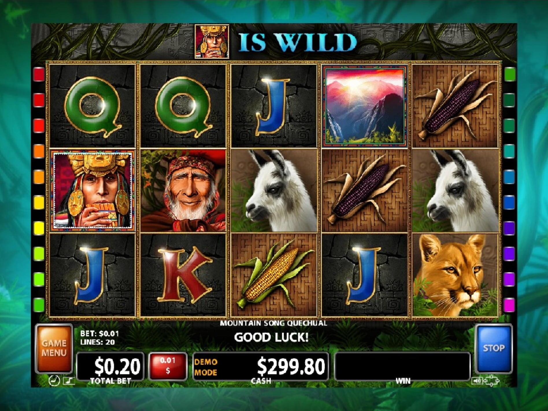 120 Free Casino Chip at Desert Nights