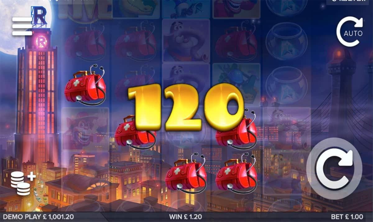 € 610 Mobile freeroll slot tournament في Party Casino