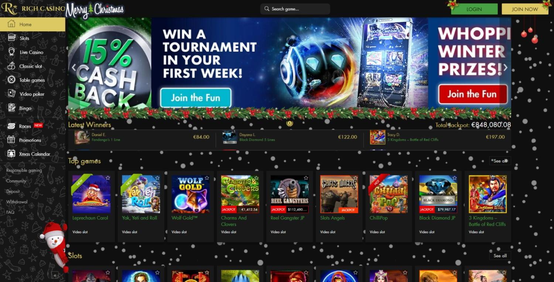 $ 345 Casino Tournament في Party Party
