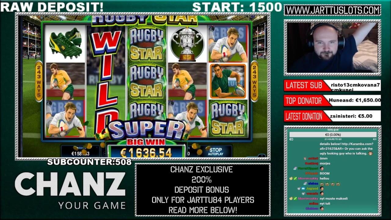 895٪ Match Bonus at 888 Casino
