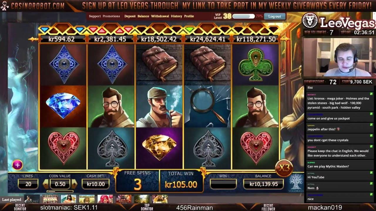 € 755 Online կազինո մրցաշար `888 Casino- ում