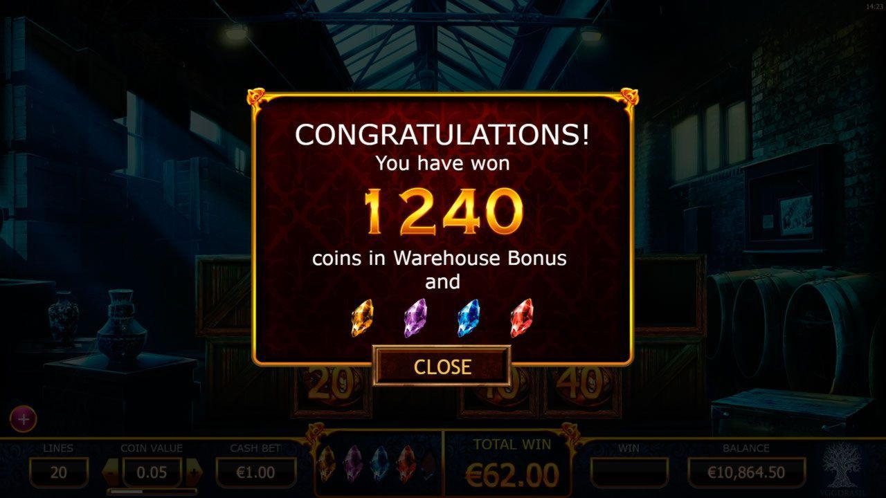 مكافأة مباراة كازينو 135٪ في Slots Capital