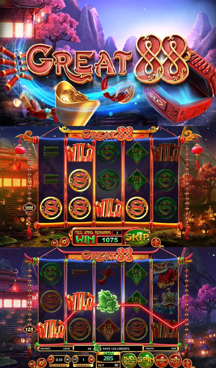 245 Trial Spins at Betwinner