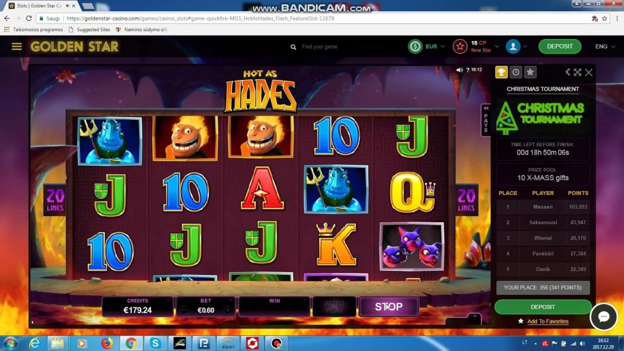 $ 575 Free Casino Tournament في Slots Heaven