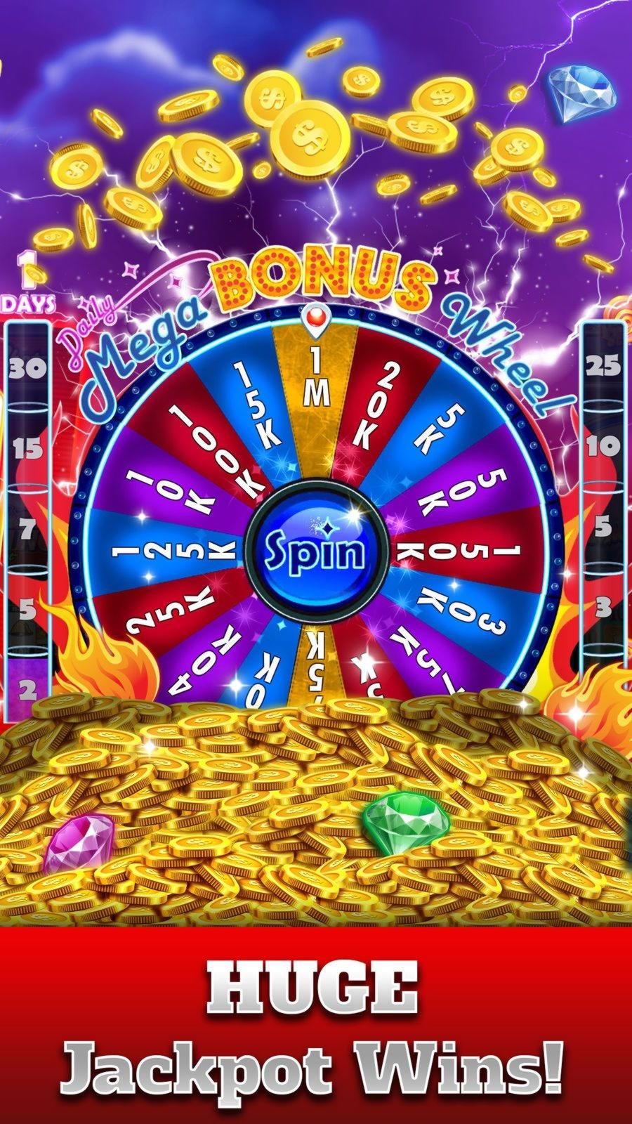 派对赌场$ 760移动免费比赛老虎机锦标赛