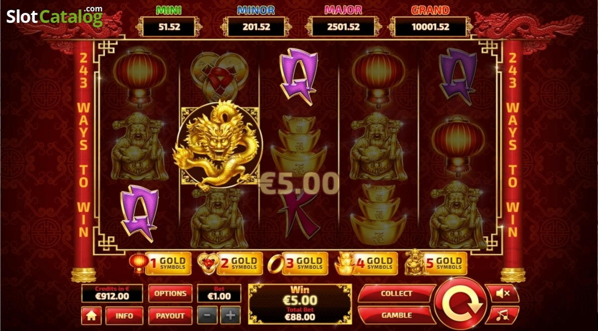 € 255 Online Casino Tournament في Sloto'Cash