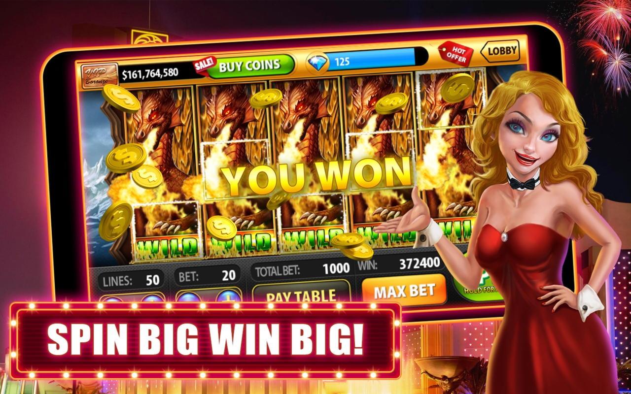 77 Free- ը Spinning Party Casino- ում