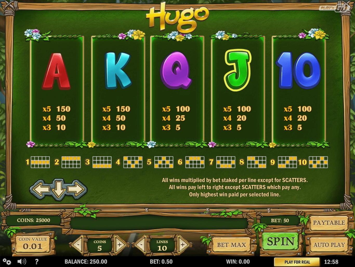 Eur 2050 Ավանդական կազինո բոնուսը PH Casino- ում
