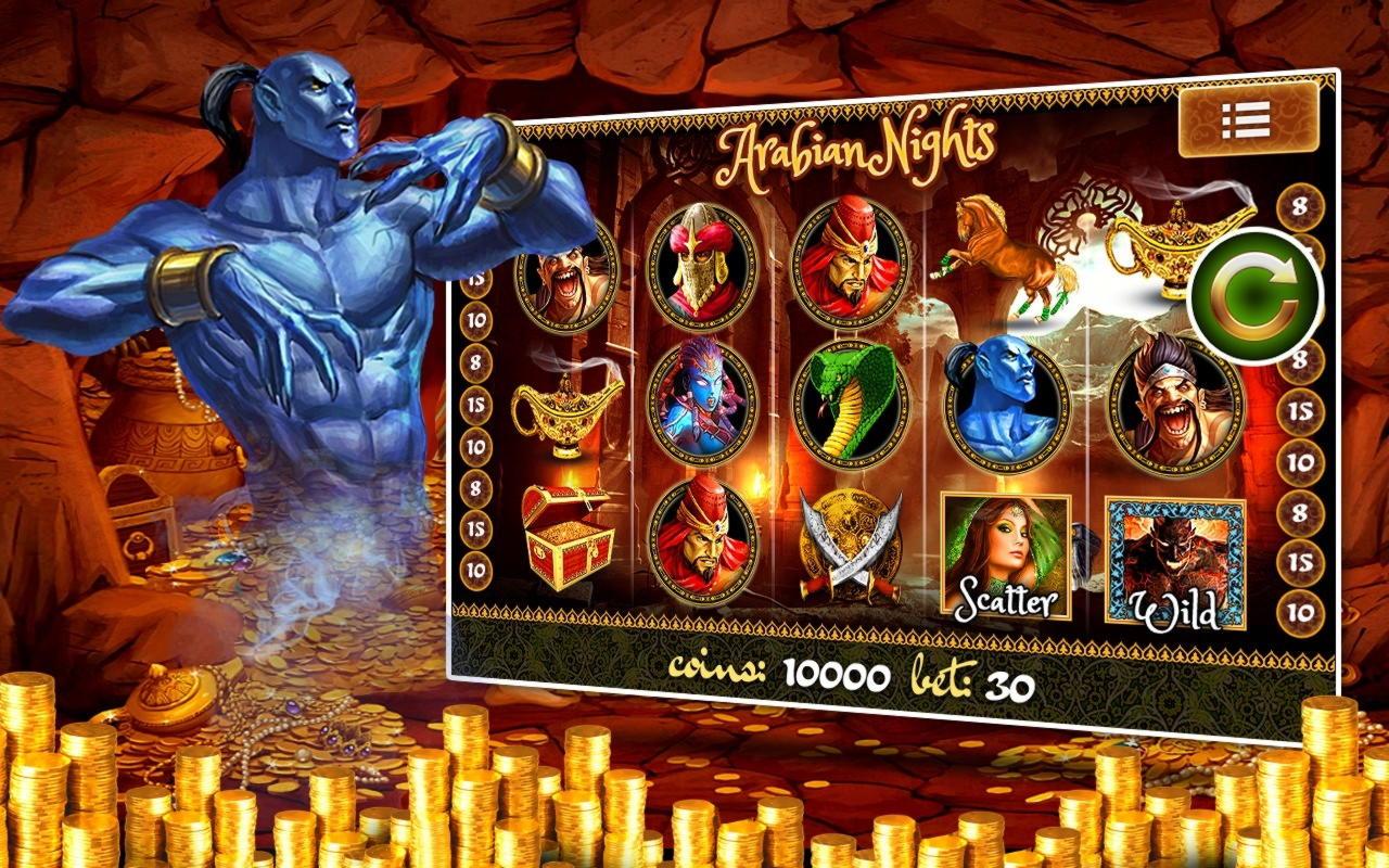 165 Free Casino- ը Spins է Desert Nights- ում
