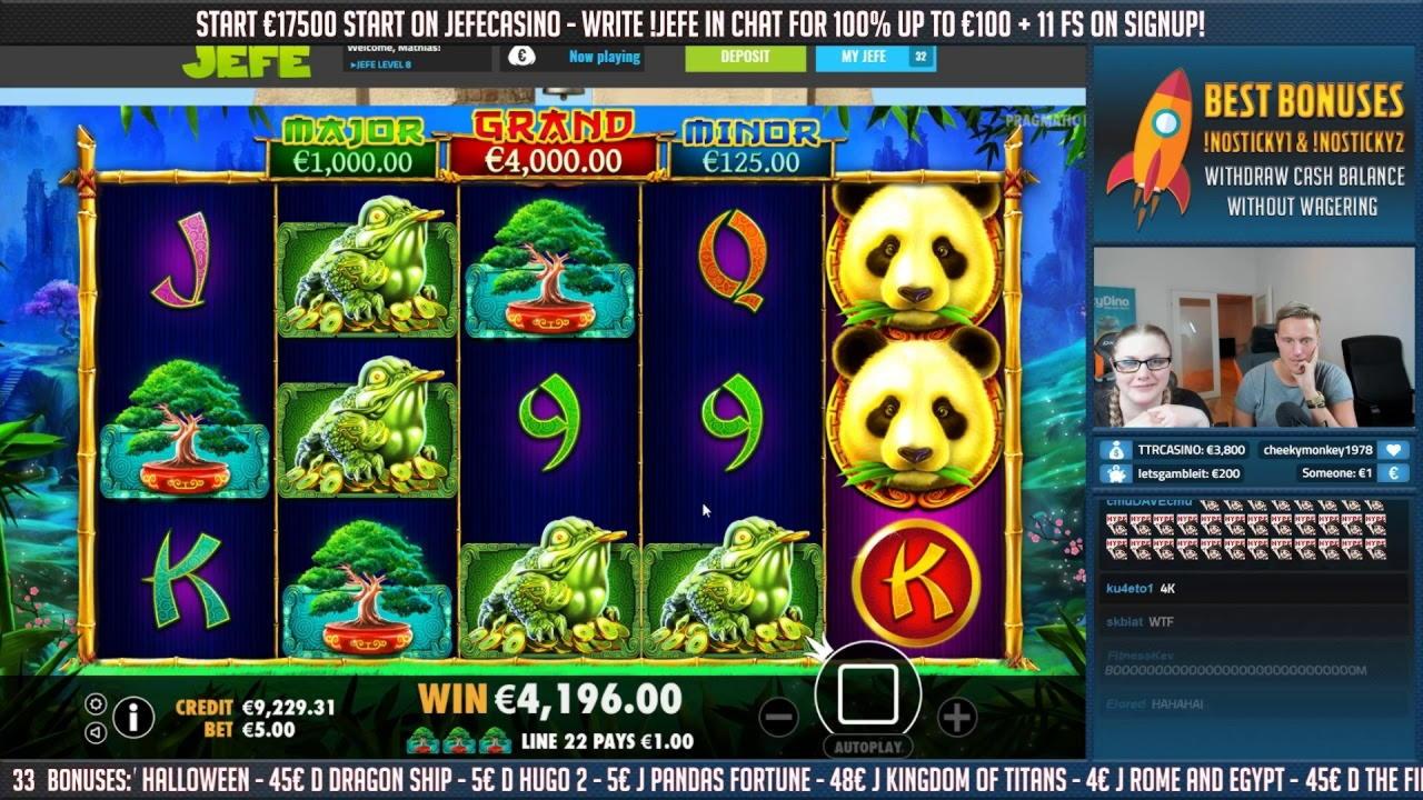 € 990 Mobile freeroll slot tournament في Party Casino