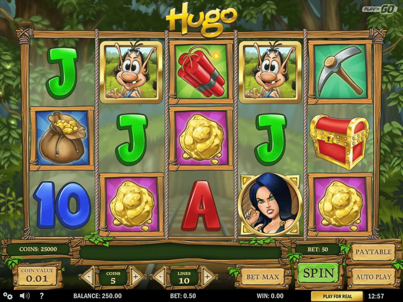 € 1085 NO DEPOSIT på Party Casino