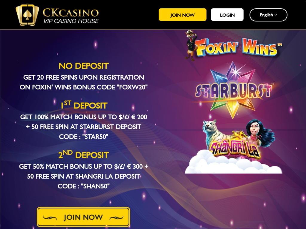 £ 615 անվճար խաղատուն `Casino-X- ում