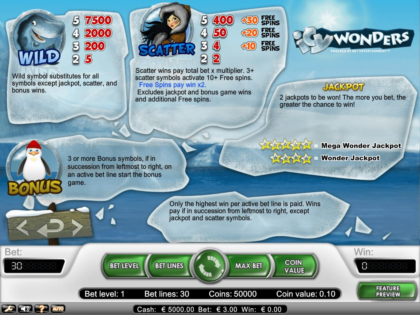 90 Free խաղատուն կազինո է Casino-X- ում